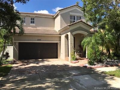 Miramar FL Single Family Home For Sale: $397,900