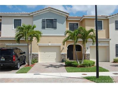 Miami Condo For Sale: 447 NE 194th Ter #447