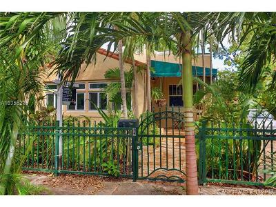 Miami Single Family Home For Sale: 55 NE 46th St