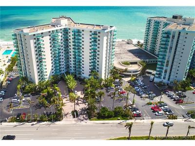 Hollywood Condo For Sale: 3801 S Ocean Dr #7V