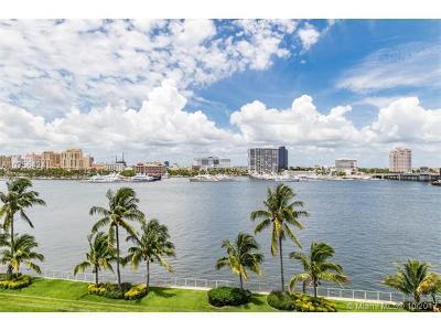 Palm Beach County Condo For Sale: 44 Cocoanut #517 B