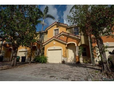 Miami Condo For Sale: 8555 SW 165th Pl #8555