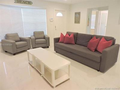 Dania Beach Single Family Home For Sale: 210 SE 4th St.