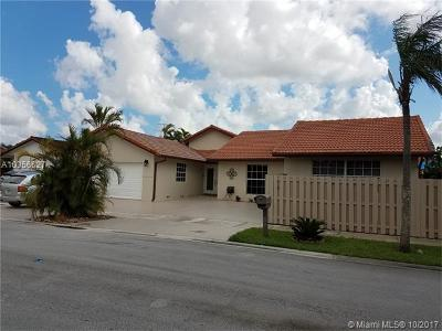 Miami Single Family Home For Sale: 14248 SW 47th Ter