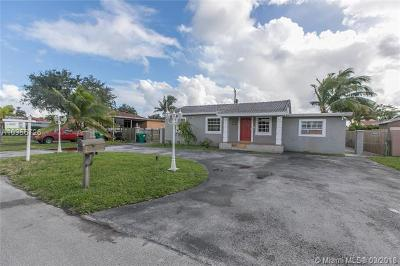 Miami Single Family Home For Sale: 7480 SW 16th Ter