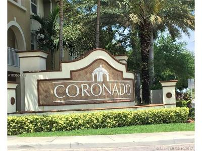 Doral Condo For Sale: 10885 NW 89th Ter #103