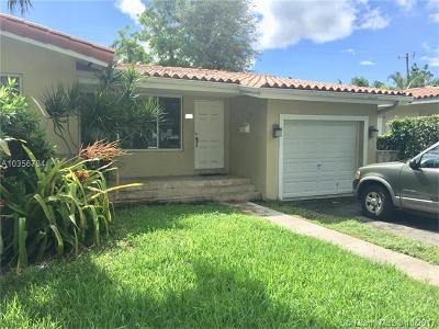 Coral Gables Single Family Home For Sale: 410 Savona Ave