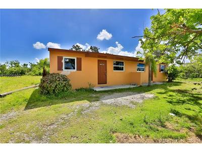 Miami Multi Family Home For Sale: 11860 SW 212th St