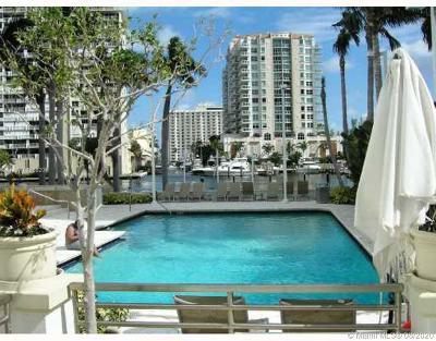 Fort Lauderdale Condo For Sale: 2670 E Sunrise Blvd #311