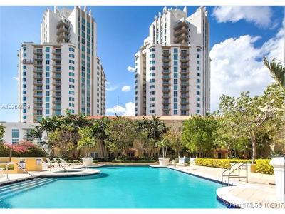 Miami Condo For Sale: 7363 SW 90th St #TH104S
