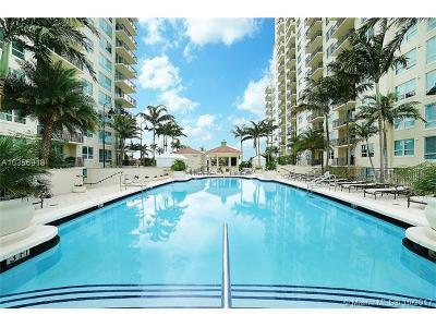 Fort Lauderdale Condo For Sale: 610 W Las Olas Blvd #1515