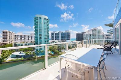 Miami Condo For Sale: 6103 Aqua Ave #1004