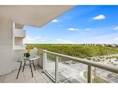 North Miami Condo For Sale: 13499 Biscayne Blvd #905