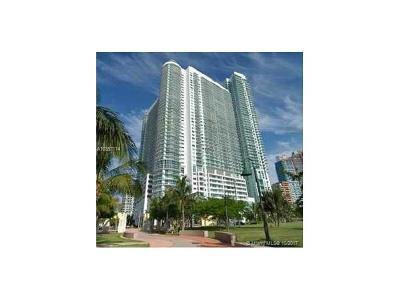 Miami Condo For Sale: 1800 N Bayshore Dr #2910