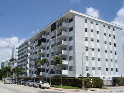 Miami Condo For Sale: 1000 Michigan Ave #305