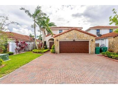 Single Family Home For Sale: 9846 NW 10th St