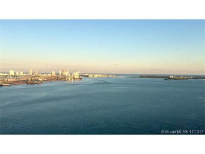 Condo For Sale: 808 Brickell Key Dr #2706