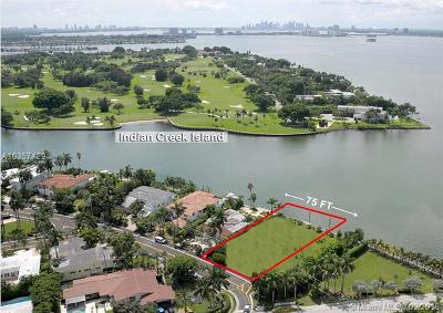 Bay Harbor Islands Residential Lots & Land For Sale: 9530 W Broadview Dr