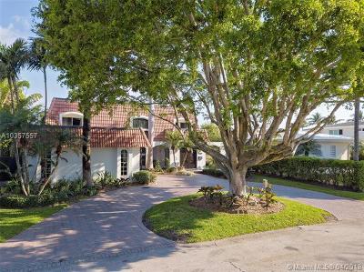Miami Shores Single Family Home For Sale: 1285 NE 94th St
