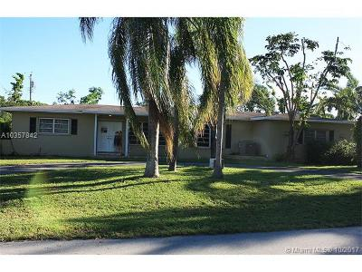 Pinecrest Single Family Home For Sale: 7420 SW 127th St