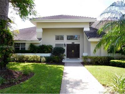 Miami Single Family Home For Sale: 9850 SW 111th Ter