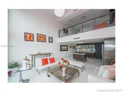 Miami Condo For Sale: 6000 Collins Ave #520