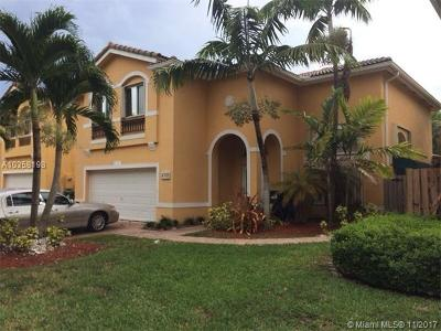 Doral Single Family Home For Sale: 4700 NW 111th Ct