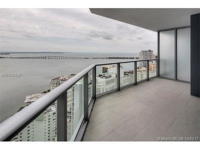 Miami Condo For Sale: 1300 Brickell Bay Dr #3606