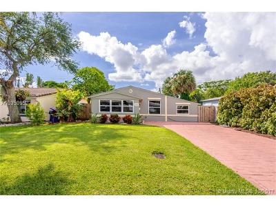 Fort Lauderdale Single Family Home For Sale: 614 SW 18th Ct