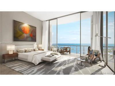 Coconut Grove Condo For Sale: 1 Park Grove Lane #19A