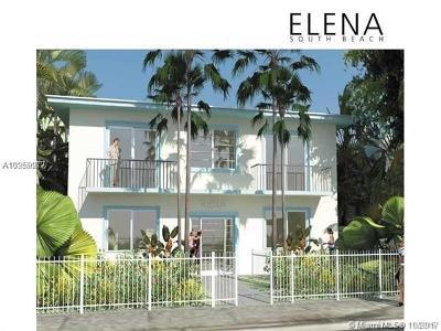Miami Beach Condo For Sale: 1560 Meridian Ave #207