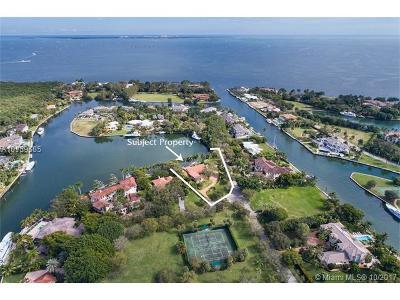 Coral Gables Residential Lots & Land For Sale: 135 Leucadendra Dr (Land)