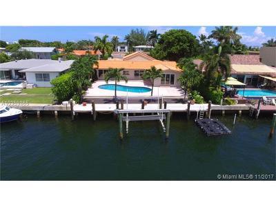 North Miami Single Family Home For Sale: 2070 NE 121 Rd