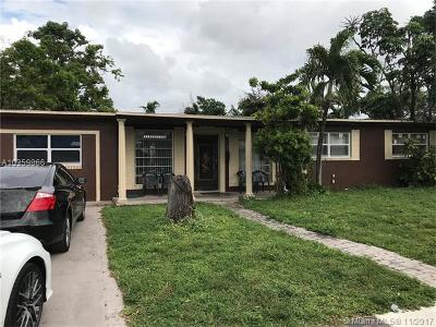 Hialeah Single Family Home For Sale: 5565 W 12th Ct