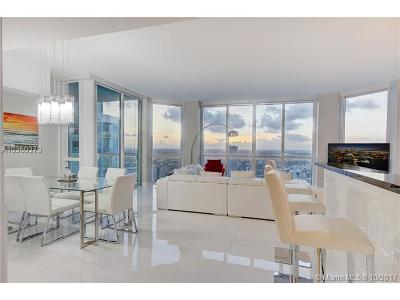 Condo For Sale: 244 Biscayne Blvd #4808