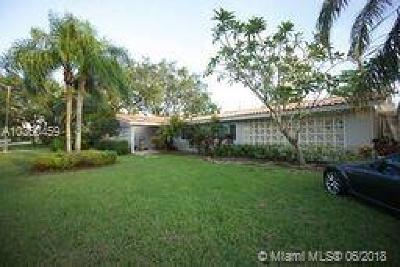 Palmetto Bay Single Family Home For Sale: 7720 SW 141st St