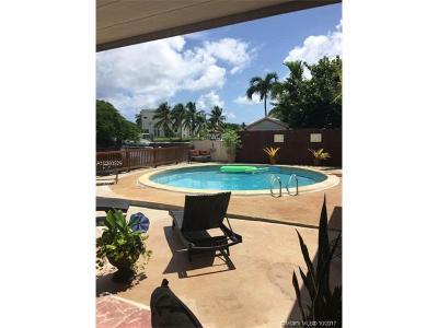 North Miami Single Family Home For Sale: 12735 Ixora Rd