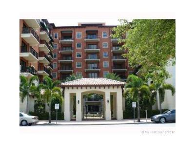 Coral Gables Condo For Sale: 100 Andalusia Ave #212
