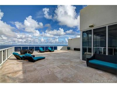Hallandale Condo For Sale: 1800 S Ocean Dr #PH4401