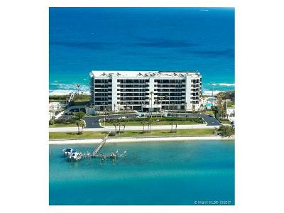 Jupiter Condo For Sale: 19750 Beach Rd #2060