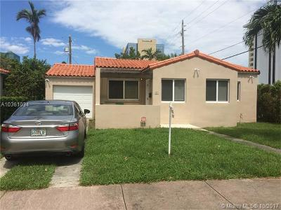 Coral Gables Single Family Home For Sale: 11 Palermo Ave