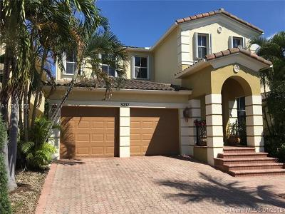 Aventura Single Family Home For Sale: 3237 NE 212th St