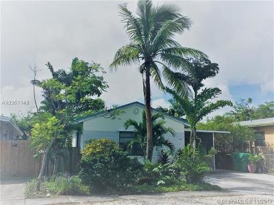 Dania Beach Multi Family Home For Sale: 42 SE 12th St