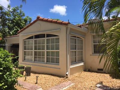 Miami Beach Single Family Home For Sale: 10 Century Ln