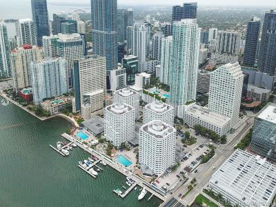 Miami Commercial For Sale: 999 Brickell Bay Dr #1801