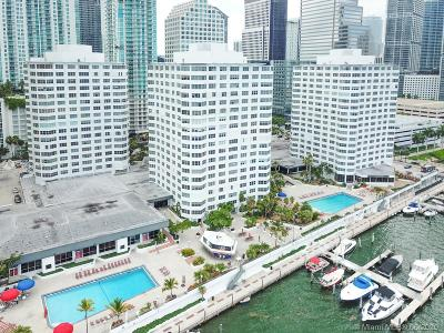 Miami Commercial For Sale: 825 Brickell Bay Dr #246