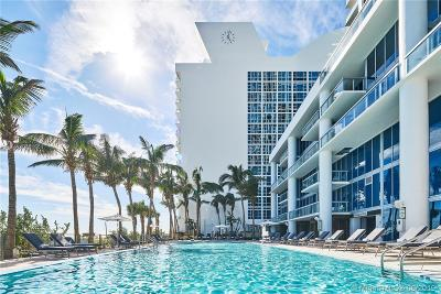 Miami Beach Condo For Sale: 6801 Collins Avenue #LPH12