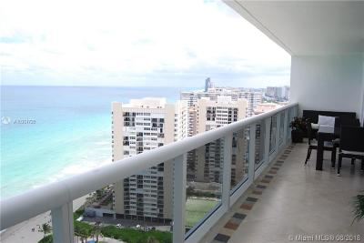 Hallandale Condo For Sale: 1850 S Ocean Dr #2703