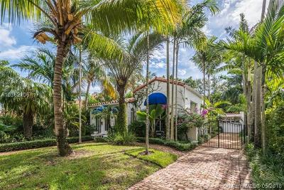Coral Gables Single Family Home For Sale: 752 Majorca Ave