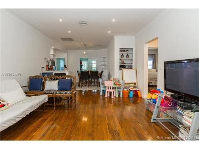 Surfside Single Family Home For Sale: 9381 Carlyle Ave